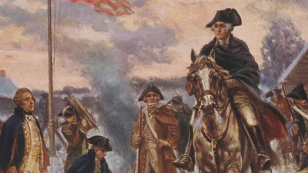 History George Washington at Valley Forge rev 1SF HD still 624x352